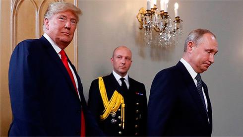 9be455f36f8d Вызов на ковер. Почему Трамп не привезет оливок Путину в Париж