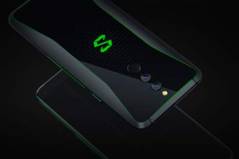 Xiaomi Black Shark Helo: AMOLED-дисплей и 10 Гбайт ОЗУ