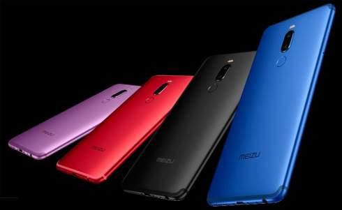 Дебют Meizu Note 8: экран FHD+, три камеры и чип Snapdragon 632