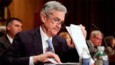 Глава ФРС Пауэлл пообещал дальнейшее повышение ставок