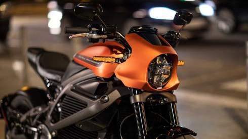 Первый серийный электромотоцикл Harley-Davidson поступит в продажу в 2019 году