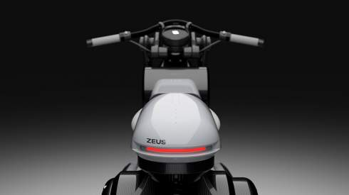 Curtiss построила самый быстрый в мире электромотоцикл. 96 км/ч за две секунды