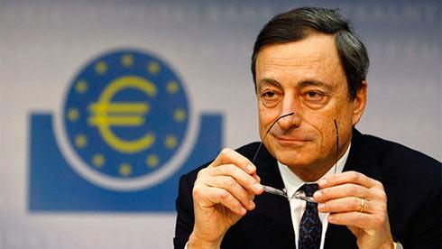 ЕЦБ пересмотрел прогнозы поВВП иинфляции веврозоне