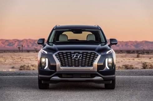 Hyundai рассекретила большой кроссовер Palisade