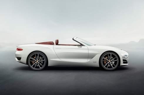 Первый электрический Bentley не будет спорткаром