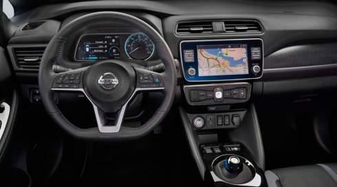 Представлена «дальнобойная» версия электрокара Nissan Leaf