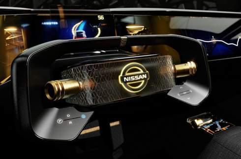 Nissan представил спортивный электрокар повышенной комфортности IMs