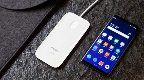 Meizu представила смартфон без разъемов и кнопок