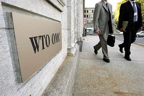 Индикатор мировой торговли ВТО упал до минимума за 9 лет