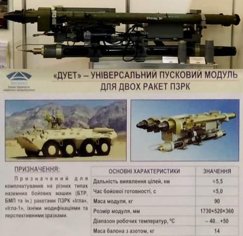 Сделают ли украинские оружейники из ракетного модуля «Дуэт» «универсального убийцу»