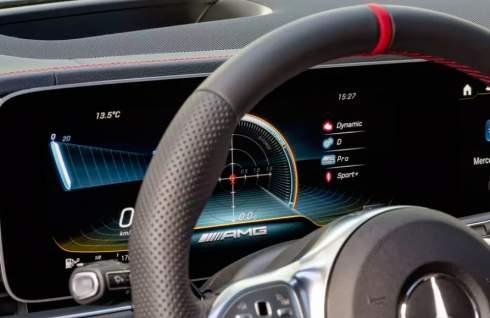 Новый Mercedes-Benz GLE стал 435-сильным AMG-гибридом