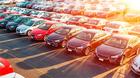 Популярные модели новых авто среди украинцев