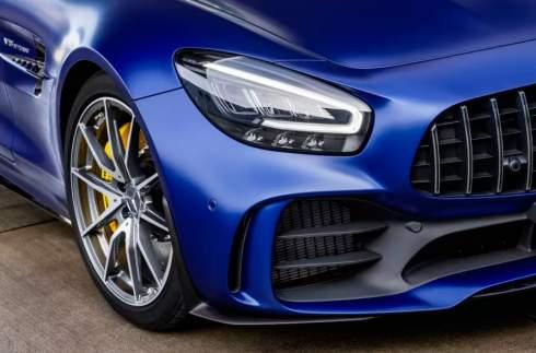 Хардкорный Mercedes-AMG GT R стал родстером