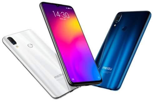 Представлен смартфон Meizu Note 9: 48-Мп камера, экран Full HD+ и ёмкая батарея