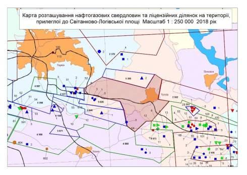 ДТЭК обошел «Смарт-Холдинг» и «Укргазвыдобування» в борьбе за Свитанково-Логивскую нефтегазовую площадь