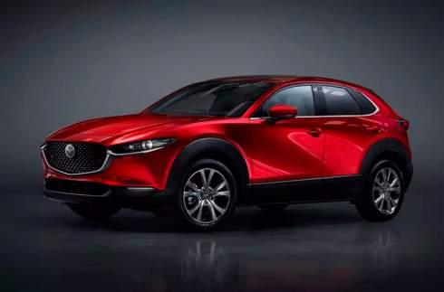 Mazda показала компактный кроссовер под названием CX-30
