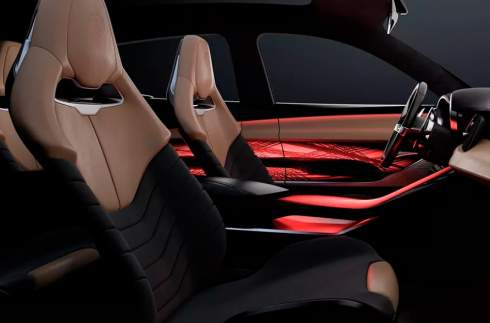 У Alfa Romeo появился маленький кроссовер