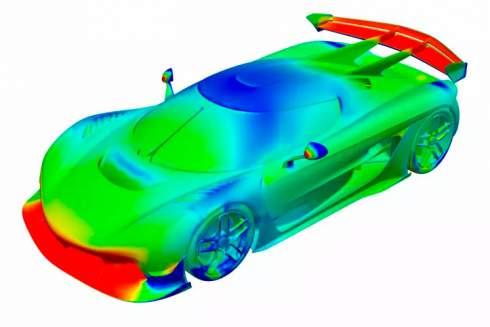 Новый 1600-сильный Koenigsegg получил очень быстрый 9-ступенчатый «робот»