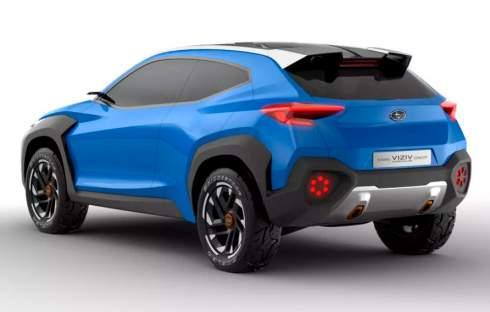 Subaru продемонстрировала «смелый» дизайн будущих моделей