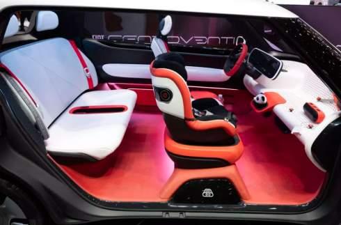 Fiat представил концепт доступного электромобиля c невиданными возможностями кастомизации