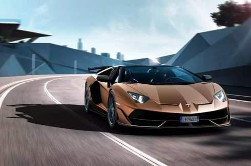 Родстер Aventador SVJ оказался самым дорогим Lamborghini. Компания выпустит 800 экземпляров открытого суперкара