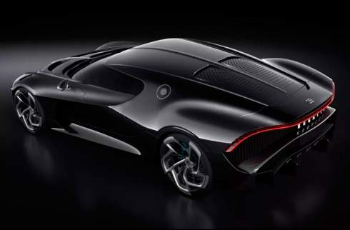 Bugatti построила уникальный гиперкар за 11 миллионов евро и сразу его продала