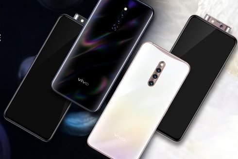 Vivo X27 Pro: смартфон с огромным дисплеем и четырьмя камерами
