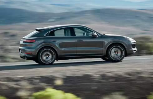 Porsche показала конкурента BMW X6 и Mercedes-Benz GLE Coupe