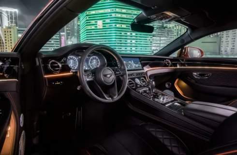 Новый Bentley Continental GT получил двигатель V8
