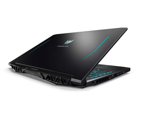Acer представила обновлённые игровые ноутбуки Predator Helios 700 и 300