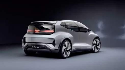 Audi показала конкурента электрическому Volkswagen ID