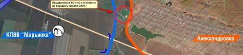 Продвижение под Марьинкой. Что даст ВСУ захват «Крокодила» и Конефермы