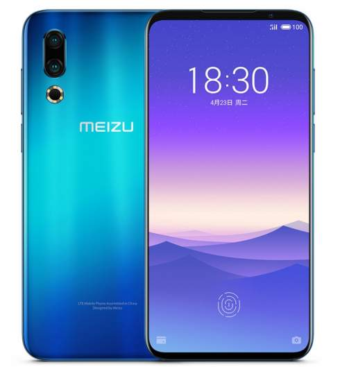 Флагманский смартфон Meizu 16s представлен официально