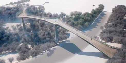 «Мост Кличко». Украинские архитекторы ответили на обвинения