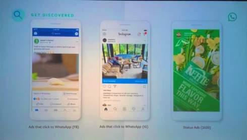 Facebook решил размещать рекламу еще и в WhatsApp