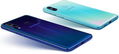 Samsung Galaxy M40: смартфон с экраном FHD+ Infinity-O и процессором Snapdragon 675