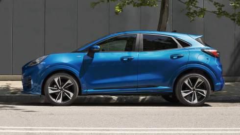 Ford представил кроссовер Puma