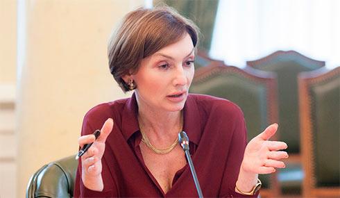 Рожкова поведала, почему Барышевский суд отстранил ееотработы