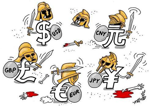 Будущее без валютных войн?