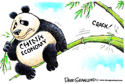 Промпроизводство Китая показало худший результат за 17 лет
