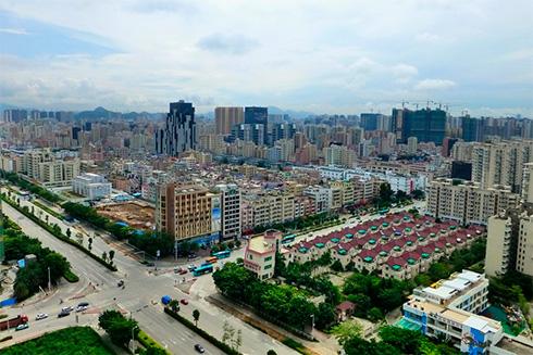 Китай обнародовал план реформ для Шэньчжэня, который станет образцом для других городов
