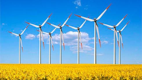 Энергия ветра в США стала дешевле природного газа