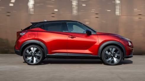 Новый Nissan Juke перешёл на три цилиндра и отказался от вариатора