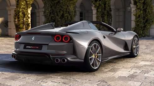 Ferrari представила мощнейший в мире родстер