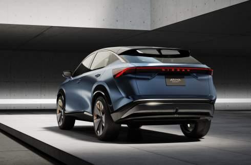 Nissan показал готовый к запуску в серию электрический кроссовер