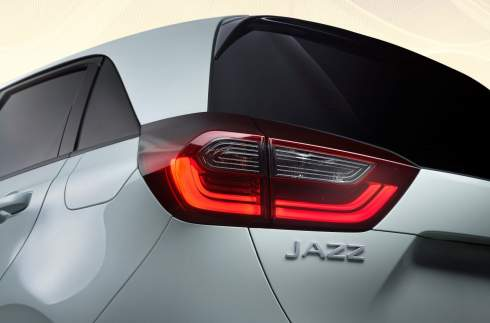 Honda представила новый Jazz