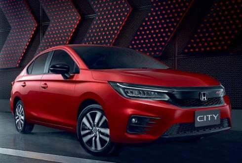 Honda показала альтернативу Kia Rio с расходом 4,2 литра