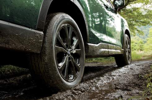 У Subaru Forester появились непромокаемые сиденья