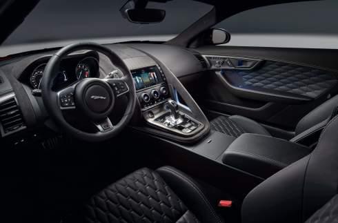 Представлен обновленный Jaguar F-Type