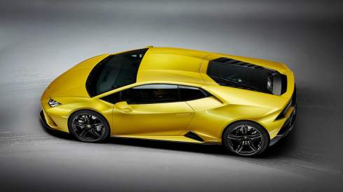 Lamborghini презентовала заднеприводный Huracan Evo RWD